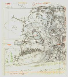 Studio Ghibli, detrás de cámaras ✤ || CHARACTER DESIGN REFERENCES | キャラクターデザイン | • Find more at https://www.facebook.com/CharacterDesignReferences & http://www.pinterest.com/characterdesigh and learn how to draw: concept art, bandes dessinées, dessin animé, çizgi film #animation #banda #desenhada #toons #manga #BD #historieta #strip #settei #fumetti #anime #cartoni #animati #comics #cartoon from the art of Disney, Pixar, Studio Ghibli and more || ✤