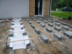 Casa da construção da plataforma Good Company, Planer, Deck, Outdoor Decor, Images, Home Decor, Building Homes, Platform, Wood Patio