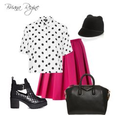 """Fashionista"" by bri-regine on Polyvore"