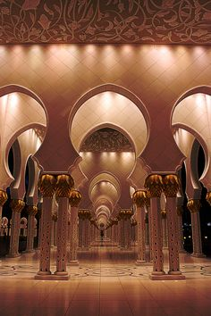 Islamic Art by Adeel Anwar, via 500px