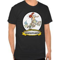 WORLDS GREATEST ADMINISTRATIVE ASSISTANT WOMEN T-SHIRTS T Shirt, Hoodie Sweatshirt