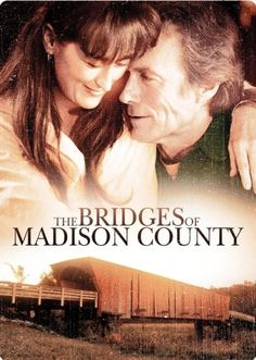 Filmed in Winterset, Iowa.  Many beautiful old covered bridges.  Sadly two have been burned maliciously.  We went through the home and walked the grounds.  The filming company removed every bit of their set including the linoleum on the floor so it looks different inside. Wonderful romantic film.