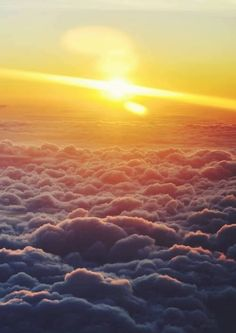 This is where I feel like I want to be Floating in the Clouds!!! Amazing