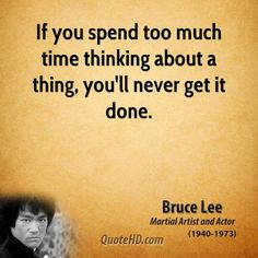 MAXMILLIAN THE SECOND: If you spend too much time........