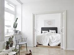 Homes to Inspire | Small Stylish in Stockholm