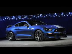 Opening of Ford GT350R #Shelby