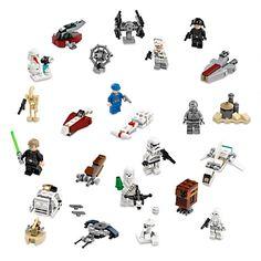Star Wars Advent Calendar by LEGO