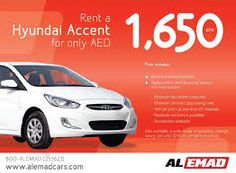 Welcome to our AL Emad leading company, Offering the rental car hire services in Dubai. We fell proud to supply the rent cars to our customers with the duration of time when they needed, at a affordable Price..