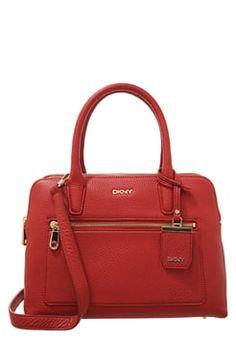 DKNY TRIBECA - Handbag - burnt orange £205.00 # #fashionclothing #ReviewsClothing