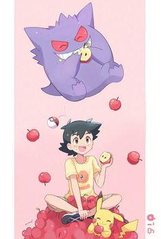Sawyer Pokemon, Ash Pokemon Team, Pokemon Sun, Pokemon Comics, Pretty Cure, Twinkle Twinkle, Princess Peach, Creepy, Pikachu