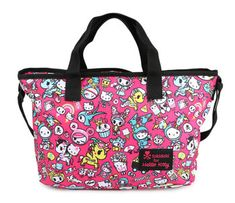 357b6e8ee91 tokidoki for Hello Kitty Handbag  Kawaii Collection Hello Kitty Handbags,  Sanrio