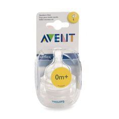 Avent Newborn Bottle Nipples (Set of 2) - buybuyBaby.com