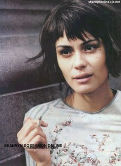 shanyn sossamon | Shannyn Sossamon Vogue (Italy) - February 2002
