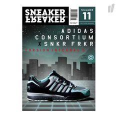 Sneaker Freaker German Issue 11 ( Cover 1 )