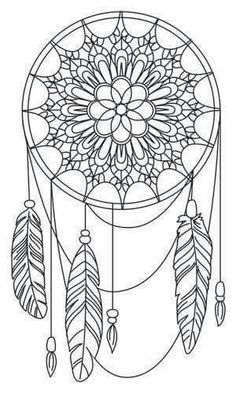 430 Best Zentangle Dream Catchers Images In 2019 Feathers