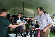Top vintners share their wisdom with Vermont wine lovers