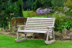 Anchor Fast Padstow 2 Seater Rocker - Simply Wood