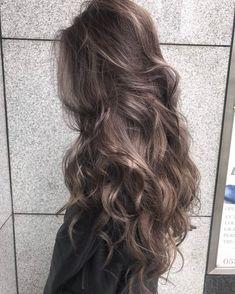 Brown Hair Balayage, Goddess Hairstyles, Asian Hair, Aesthetic Hair, Brunette Hair, Pretty Hairstyles, Hair Looks, Hair Lengths, Brown Hair Colors