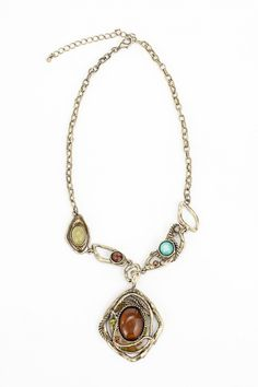 Dressing Your Truth - Type 3 Mineral Beach Necklace