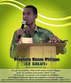 PROPHÈTE KACOU PHILIPPE
