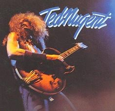 Ted Nugent - Ted Nugent, Grey
