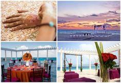 Las cuatro propiedades de Sandos México son ganadoras de los estimados WeddingWire Couples 'Choice Awards® catalogándolas entre los mejores sitios para celebrar bodas en México. #MiercolesdeBoda