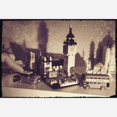 «#mamamalchika #lego #лего #микролего #nanoblock #bigben #бигбен #londonisthecapitalofgreatbritain #london #londonbus»