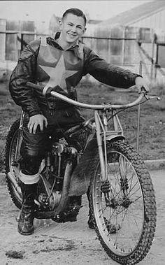 Ronnie Moore-Speedway world champion 1954-1959