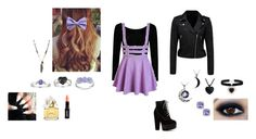 """""""Brianna Facilier"""" by marissanreed ❤ liked on Polyvore"""