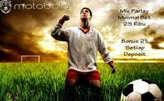 Agen Bola Mix Parlay Terbaik – Permainan Taruhan Bola Mix Parlay/Parle tentunya dikenal di kalangan permain judi bola. Minimal depo 50 ribu, minimal bet 25 ribu