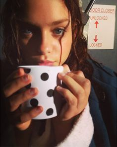 Odeya Rush (1997- ) #coffee #celebrity #actress #odeyarush