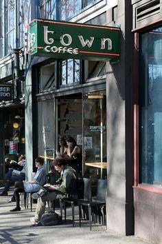 Stumptown coffee is delicious. Love these pics!