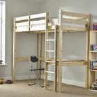 Bring your children's bedroom to life with our range of Bedroom Furniture. Shop bunk beds, children's beds, cabin beds & novelty beds for kids. Enjoy FREE and fast delivery. Shop online now! Bunk Beds For Girls Room, Adult Bunk Beds, Bunk Bed With Desk, Bunk Beds With Stairs, Kid Beds, Cool Beds For Kids, Kids Beds With Storage, Modern Bunk Beds, Cool Bunk Beds