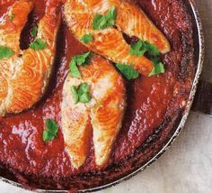 This dish is inspired by a traditional Jewish dish from North Africa known as chreime. Created by famed London chef Yotan Ottolenghi, it has a dizzying array of wonderful flavors. You can use any kind of fish cut into steaks, the bones add....See More