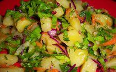 Potato Salad, Salsa, Bbq, Stuffed Peppers, Vegetables, Ethnic Recipes, Food, Barbecue, Gravy