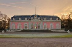 Schloss Benrath Benrath palace (Schloss Benrath)
