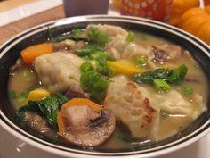 4 WW point wonton soup