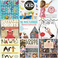 Books for repurposed kid art Projects For Kids, Art Projects, Crafts For Kids, Kid Art, Art For Kids, Art Camp, Craft Stores, Repurposed