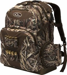 Swamp Sole™ Backpack | Drake Waterfowl