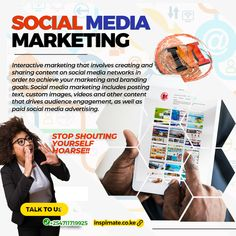 We have elaborate SMM process based on an interactive internet marketing approach that involves creating and sharing content on social media networks in order to achieve your marketing and branding goals. This includes activities like posting text and image updates, videos, and other content that drives audience engagement, as well as paid social media advertising. #inspimate #SEO #SEM #SMM #DigitalMarketing #OnlineMarketing