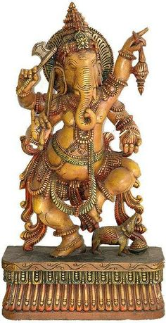 ( - p.mc.n.) Ganesh