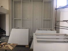 New #showroom in progress by #NationalConstructionMaterial in Lebanon. New pictures soon!