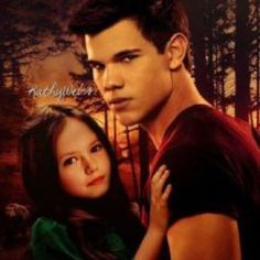 #TwilightSaga #BreakingDawn Part 2 - Jacob & Renesmee