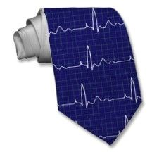 a medical tie for christmas
