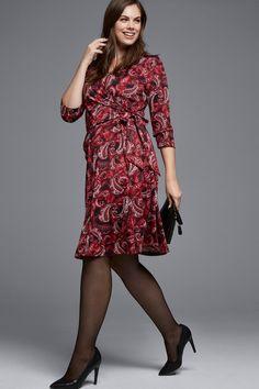 Ellos Plus collection Slå om-kjole