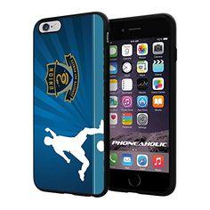 "Soccer MLS Philadelphia Union Jungite aut Perite SOCCER FOOTBALL CLUB ,Cool iPhone 6 Plus (6+ , 5.5"") Smartphone Case Cover Collector iphone TPU Rubber Case Black Phoneaholic http://www.amazon.com/dp/B00VTIEKXA/ref=cm_sw_r_pi_dp_ZRNmvb02H42M5"