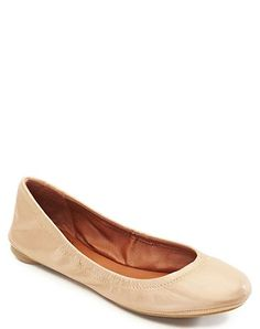 938f1f001e66 Emmie Flats. Cream FlatsBeige FlatsNude FlatsLeather Ballet FlatsBridesmaid Shoes  FlatLucky Brand ...