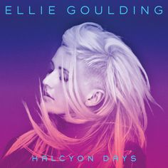 album cover art: ellie goulding - halcyon days [08/2013]