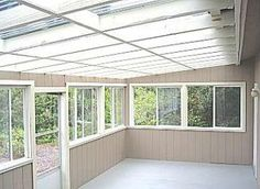 Enclosed Patio Room. I Would Love To Remodel My Momu0027s Patio Like This. So