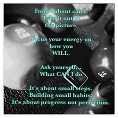 Can do attitude...